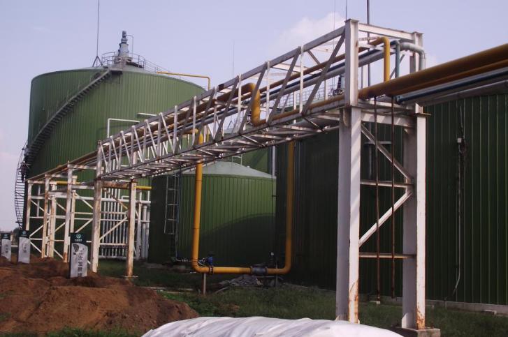 河南生物沼气工程安装之生物质能源的发展趋势