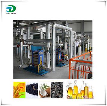 桐籽油加工成套设备概述