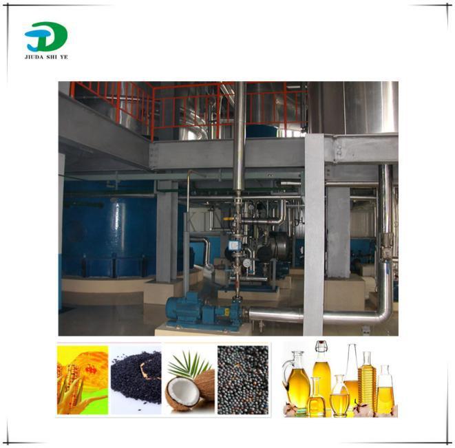 椰子油加工成套设备