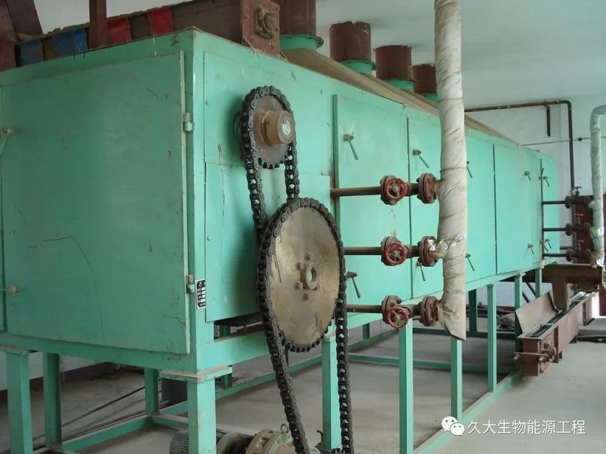 河南动植物油脂工程施工