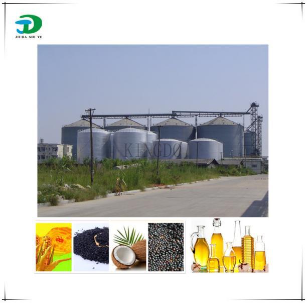 给你不一样的粮油仓储项目建设!