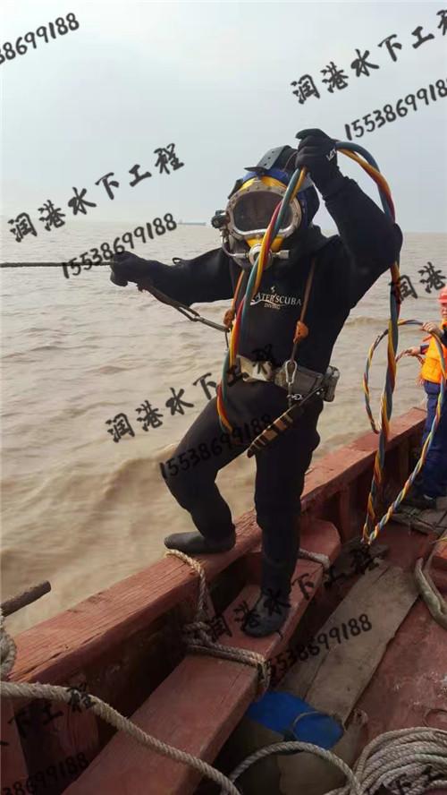 河南水下录像检测