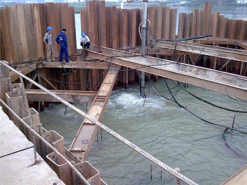 周口润港水下工程公司