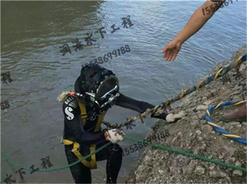 河南省水下工程:揭露水下打捞的神密面具