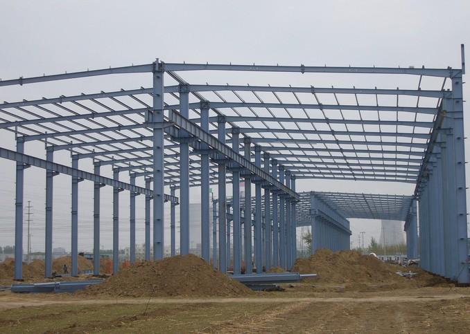 跟着辉源建设一起看看钢结构行业发展特点