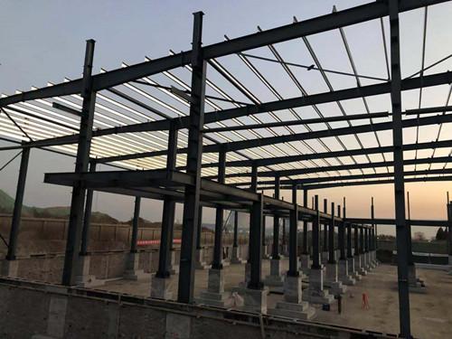 陕西辉源建设带大家分析下轻钢材料在各方面的优势