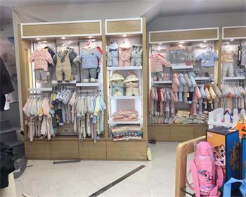 母婴货架  展柜定制 厂家直销
