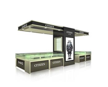 手表展柜生产厂商