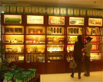 茶叶展柜厂家