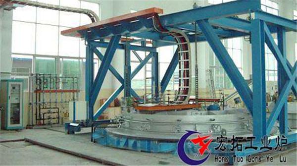 井式气体渗碳电阻炉