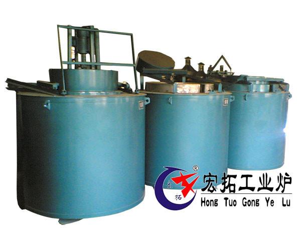QPQ盐浴液体氮化电阻炉