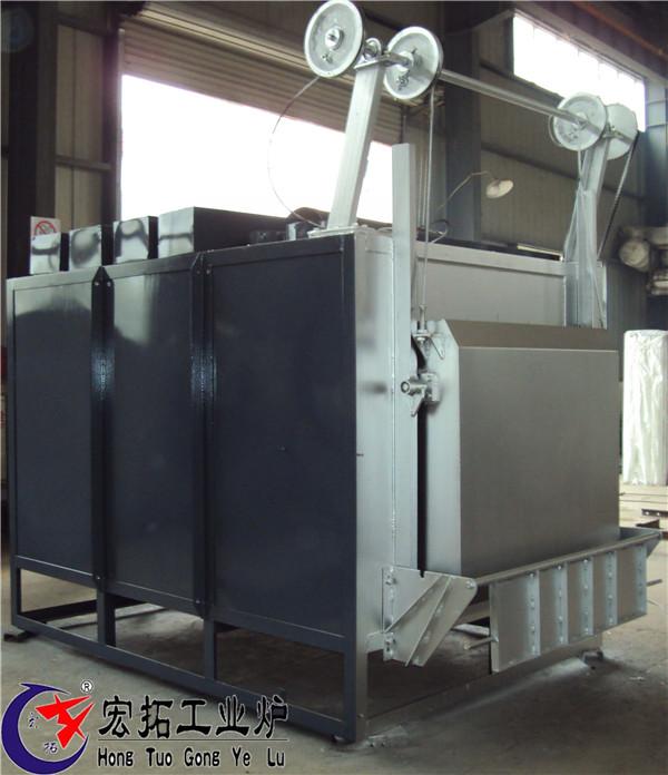 中温箱式电阻炉