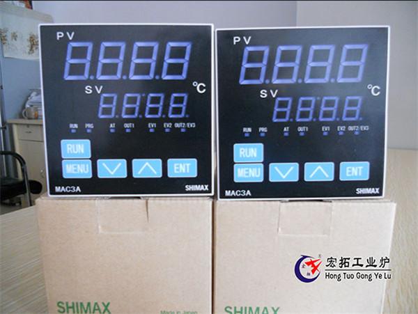 湖北天燃气热处理炉—进口温控仪表
