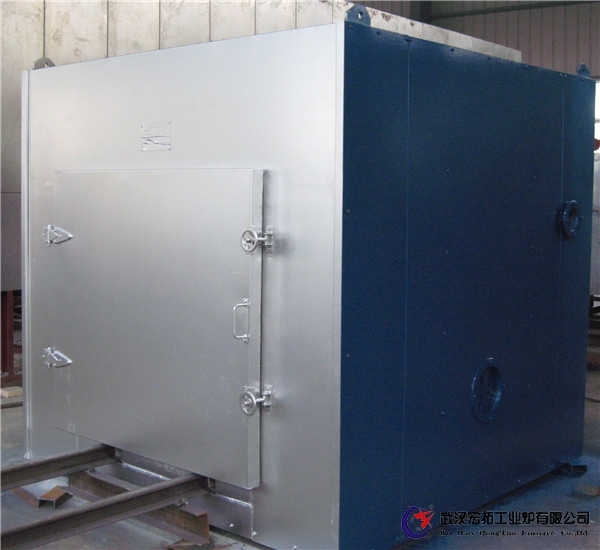 渗铝电阻炉