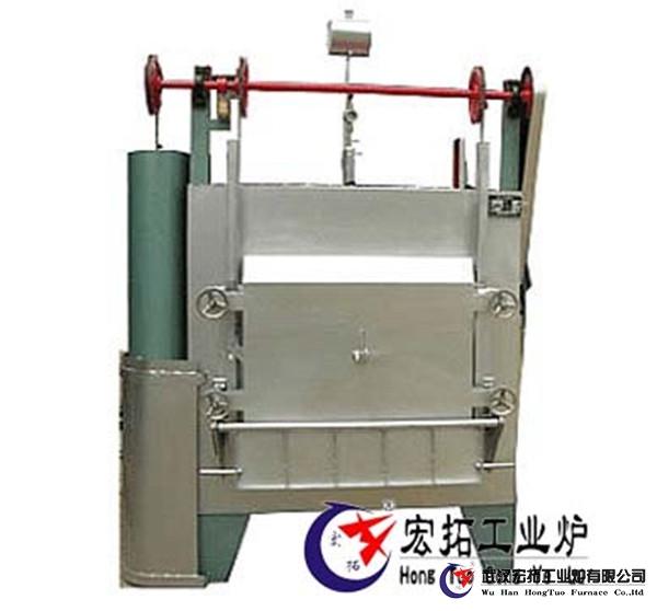 西安安德实业有限公司—箱式电阻炉案例