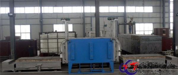 洛阳路通工程机械有限公司—台车电阻炉