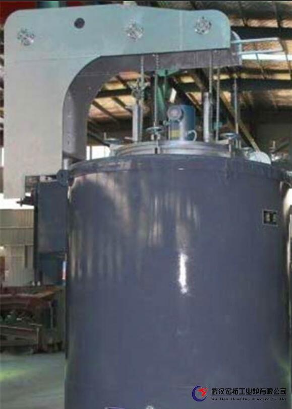 井式气体氮化电阻炉