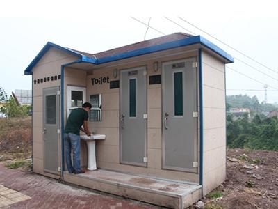 成都移动厕所安装