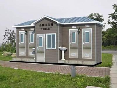成都移动厕所厂家元南科技