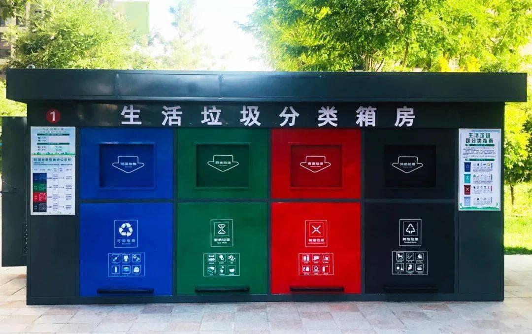 四川垃圾分类房产品特点