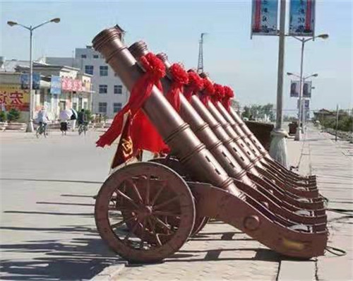 河南皇家车载礼炮