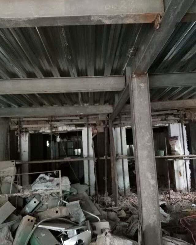 河南墙体改梁施工