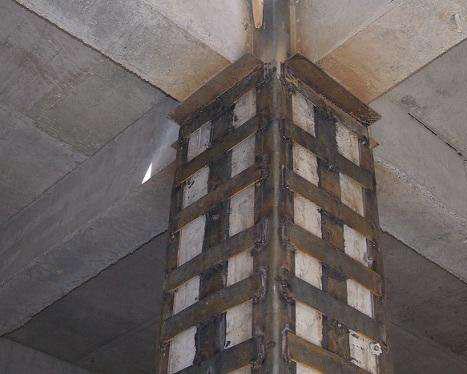 河南增加立柱施工