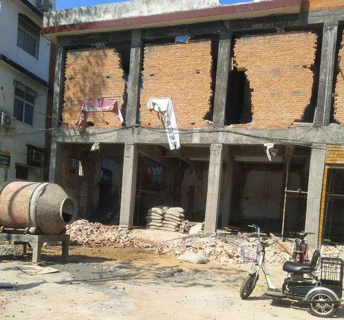 河南超市改造施工