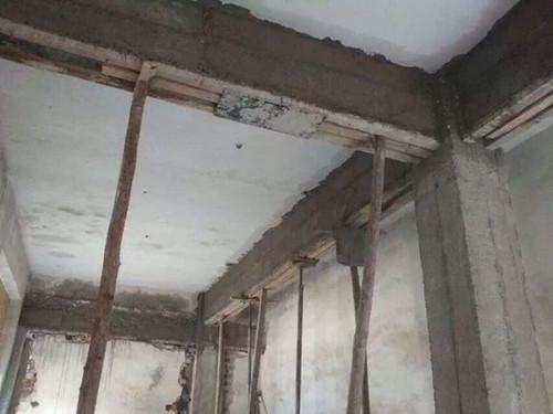 你知道墙体改梁的方法吗?根深蒂固建筑技术一文告诉你!