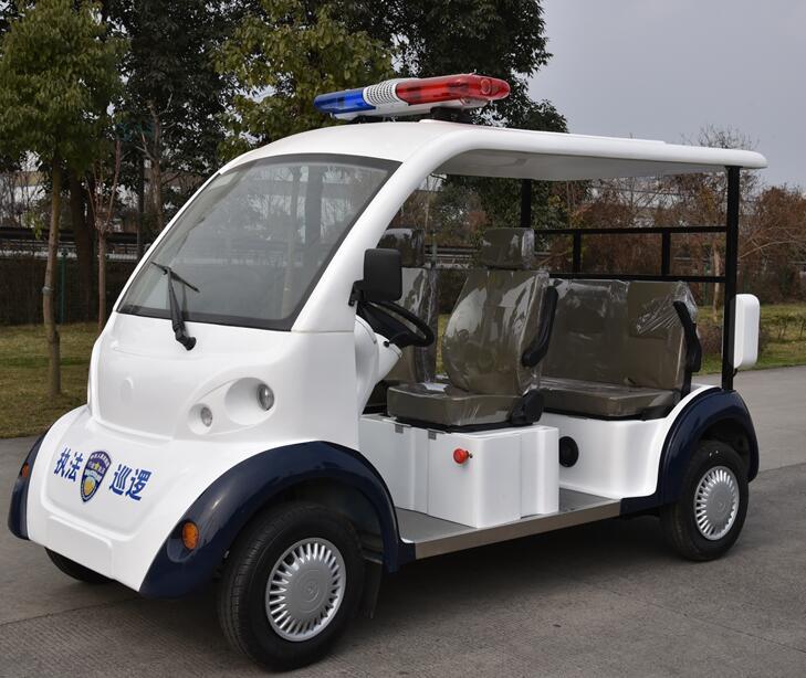 成都玻璃钢电动巡逻车