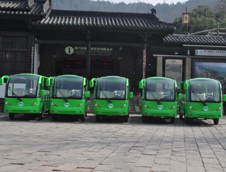 四川景區旅游觀光車