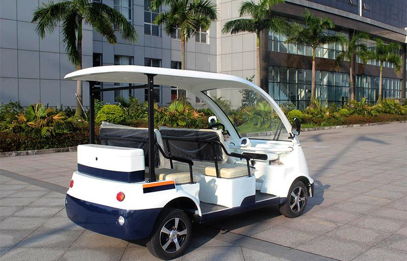 成都電動巡邏車公司環境
