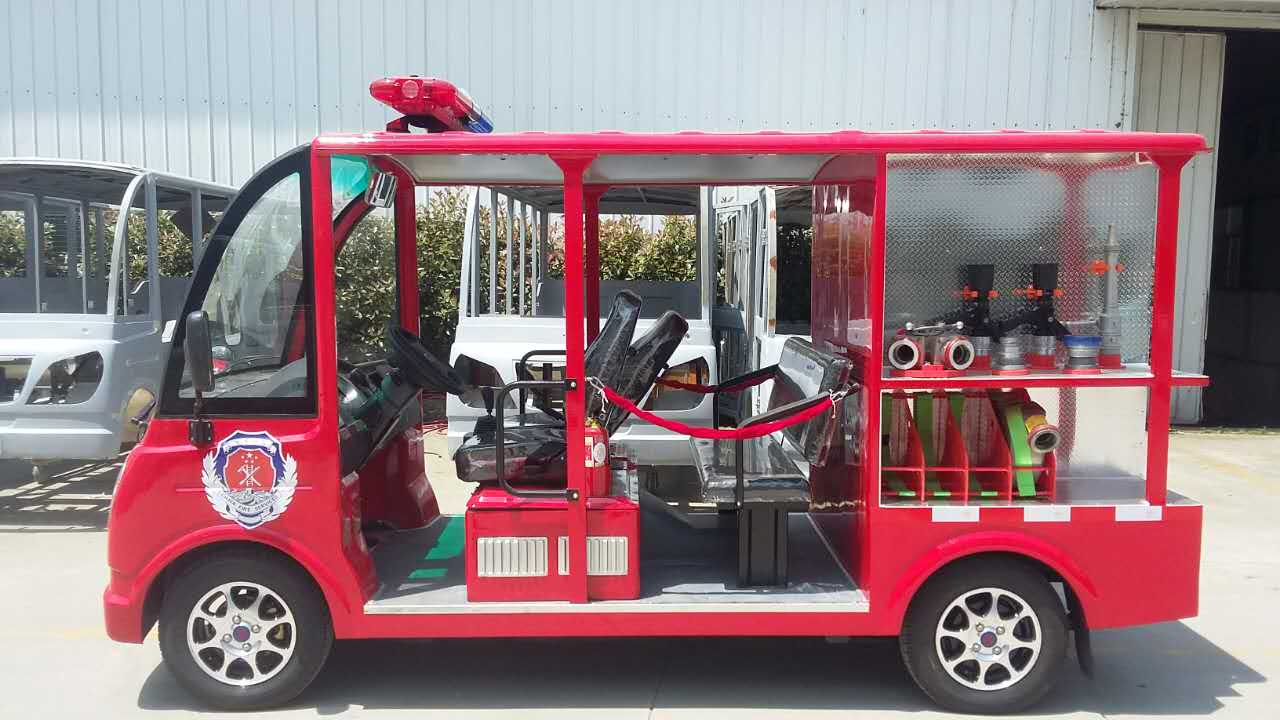 成都5座燃油消防車
