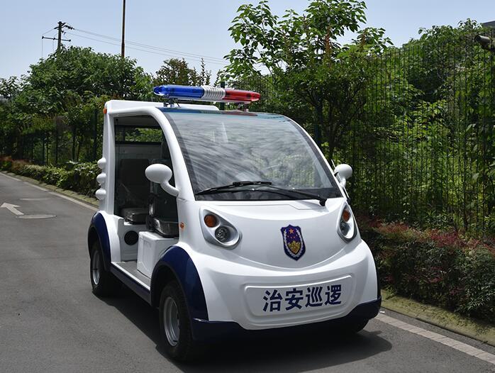 成都校园巡逻车