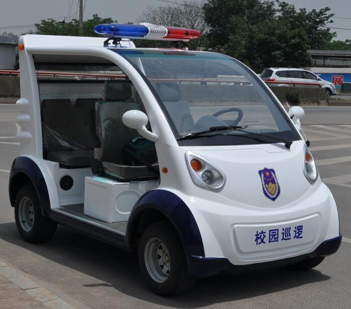 四川封閉電動巡邏車