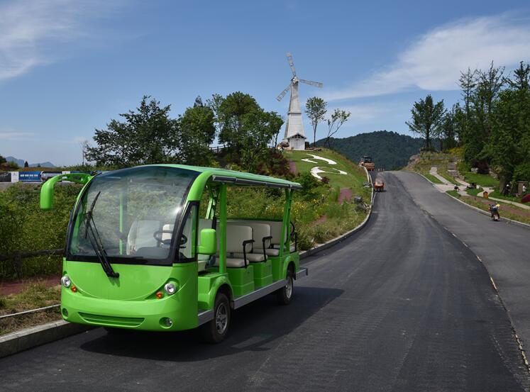 成都电动观光车合作客户