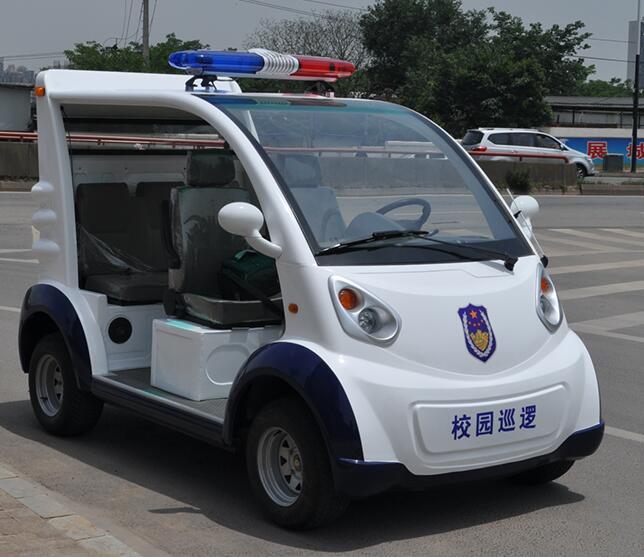 成都電動巡邏車