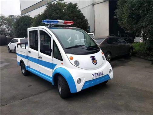 成都电动巡逻车展示案例