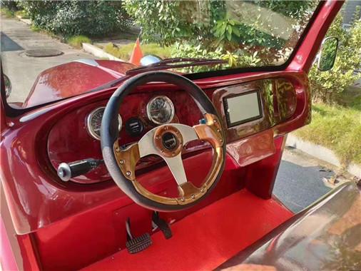 金尼特新能源汽車-鋰電池貴賓老爺車
