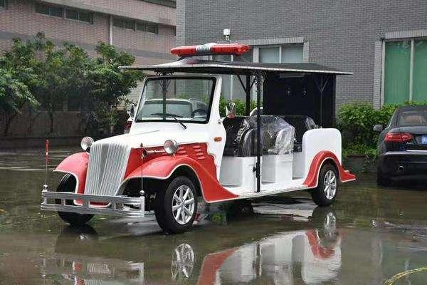 影响成都电动巡逻车正常使用的因素
