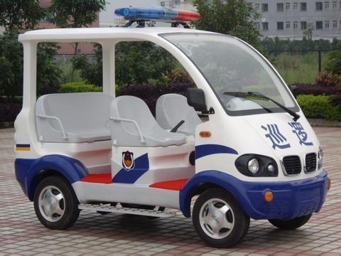 成都城市电动巡逻车