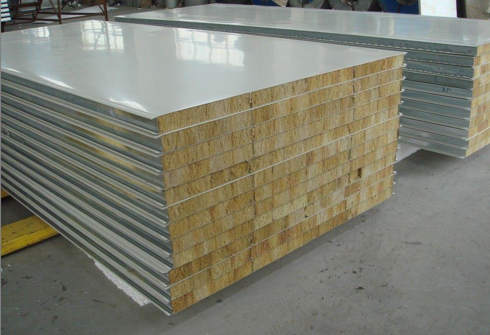 四川岩棉板保温工程施工条件与准备