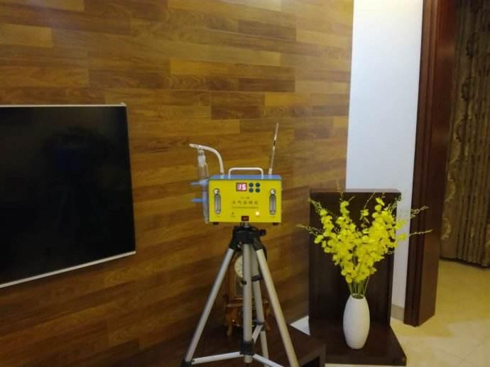 广元室内空气检测公司