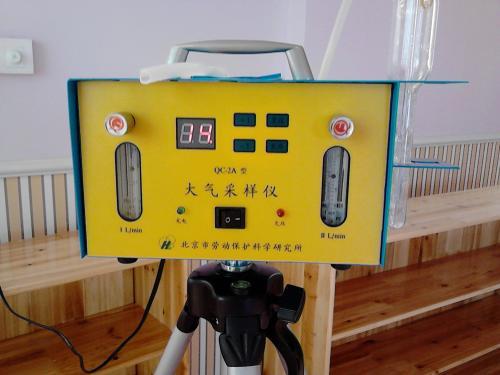 广元室内空气检测