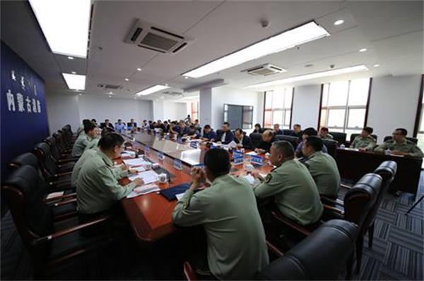 内蒙古自治区公安消防总队呼市快速门工程