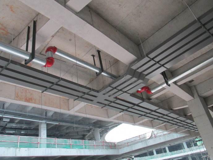 四川桥架设计团队