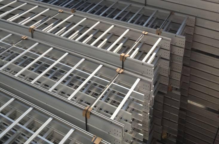 成都铝合金桥架