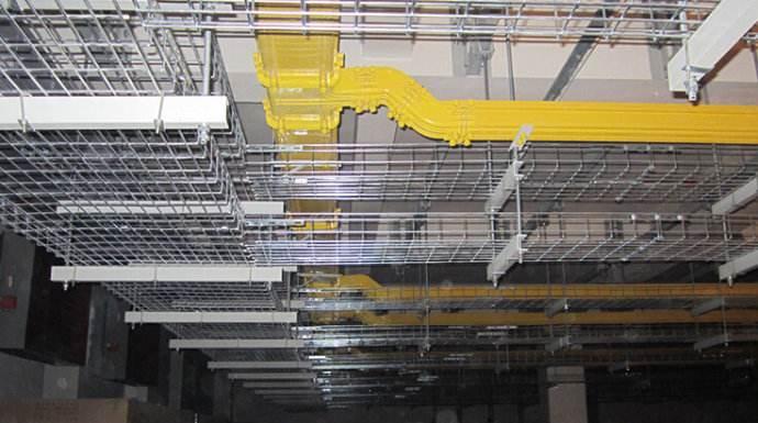 安装四川桥架的标准原来是这样的!