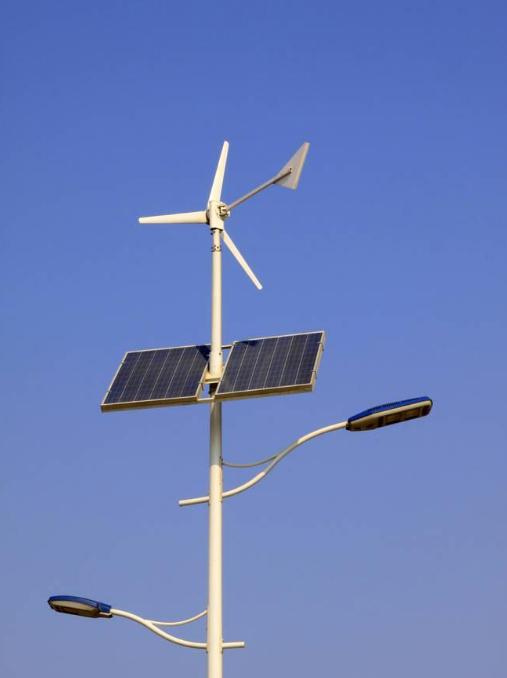 四川太阳能风能路灯生产