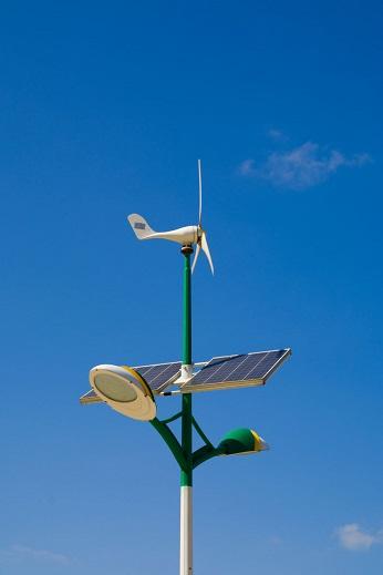 宜宾太阳能风能路灯